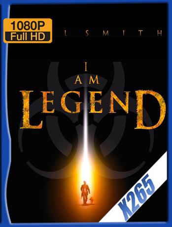 Soy leyenda (I Am Legend) [2007] 1080P Latino [X265] [ChrisHD]
