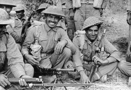INDIA IN WORLD WAR TWO