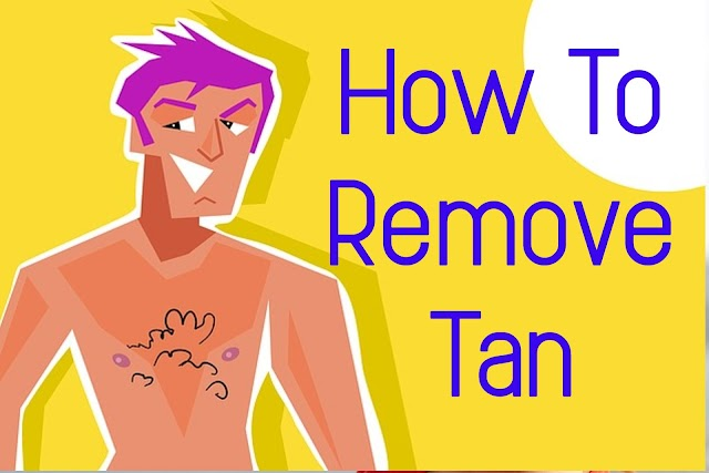 How to remove tan naturally- home remedies