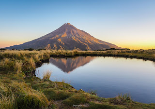 Landscape, Middle Earth, Mt Taranaki, New Plymouth, New Zealand, NZ, NZ Must Do, Photographer, Photography, Pouakai Hut, Pouakai Ranges, Pouakai Tarn, Pure New Zealand, Real Middle Earth, Sunrise, Sunset, Taranaki