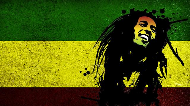 Status de reggae para facebook