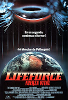 Fuerza Siniestra / Lifeforce: Fuerza Vital