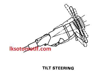 apa itu tilt steering