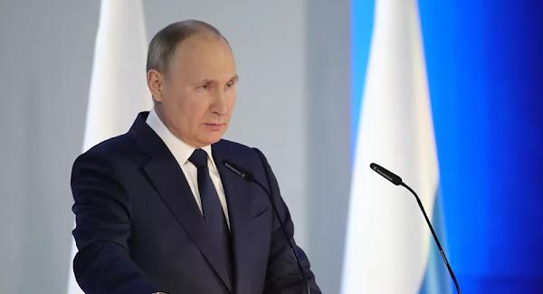 Discours de Vladimir Poutine: «les Occidentaux ont tendance à réagir un peu comme des enfants frustrés»