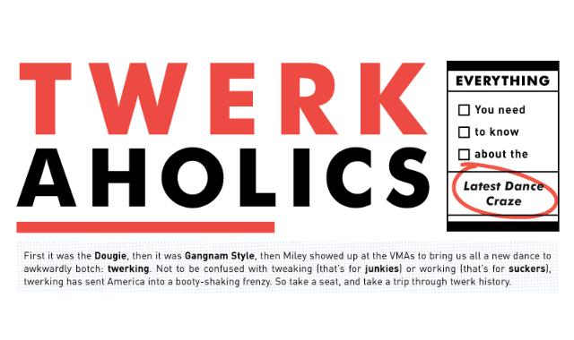 Twerk-aholics