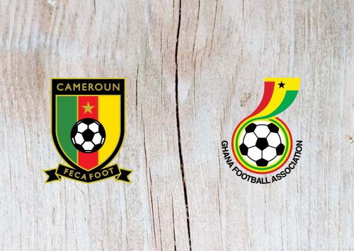 Cameroon vs Ghana -Highlights 29 June 2019