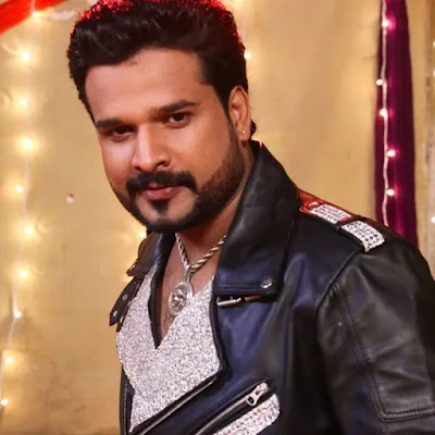 Ritesh Pandey (Bhojpuri Actor) Wiki Age, Wife, Height, Weight, Biography, Filmography