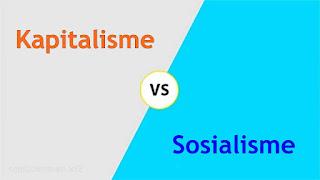 Perbedaan Antara Kapitalisme dan Sosialisme