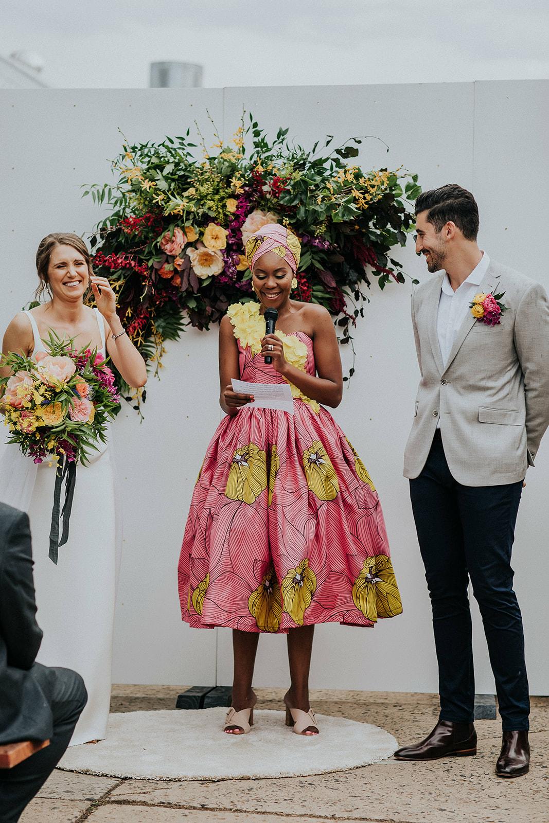 LOVE STORY: GABI + MARC | VIBRANT PERTH CITY FARM WEDDING WA