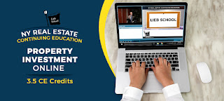 Brand New Video CE: Property Investment ONLINE (3.5 CE Credits): ON SALE