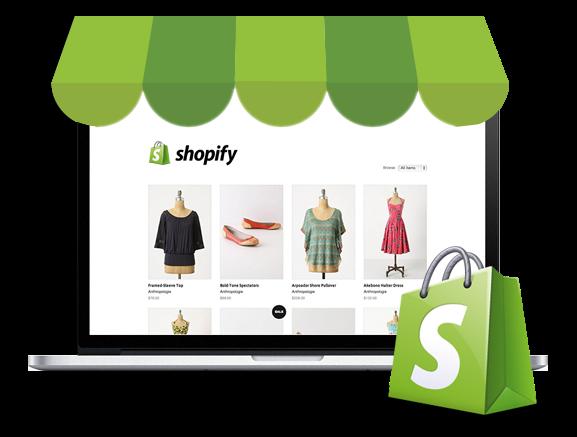 انشاء متجر الكتروني مجاني علي منصة شوبيفاي shopify
