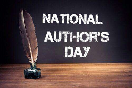 National Author's Day Wishes