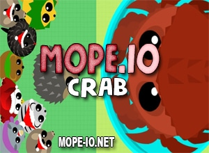 Mope.io Crab Guide