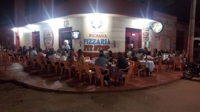 Pizzaria e Restaurante Pit Stop promoverá eventos e anuncia Chopp da Brahma
