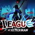 تحميل لعبة القتال League of Stickman:Reaper v2.5.1 المدفوعة مهكرة (ذهب وجوهر غير محدودة) اخر اصدار