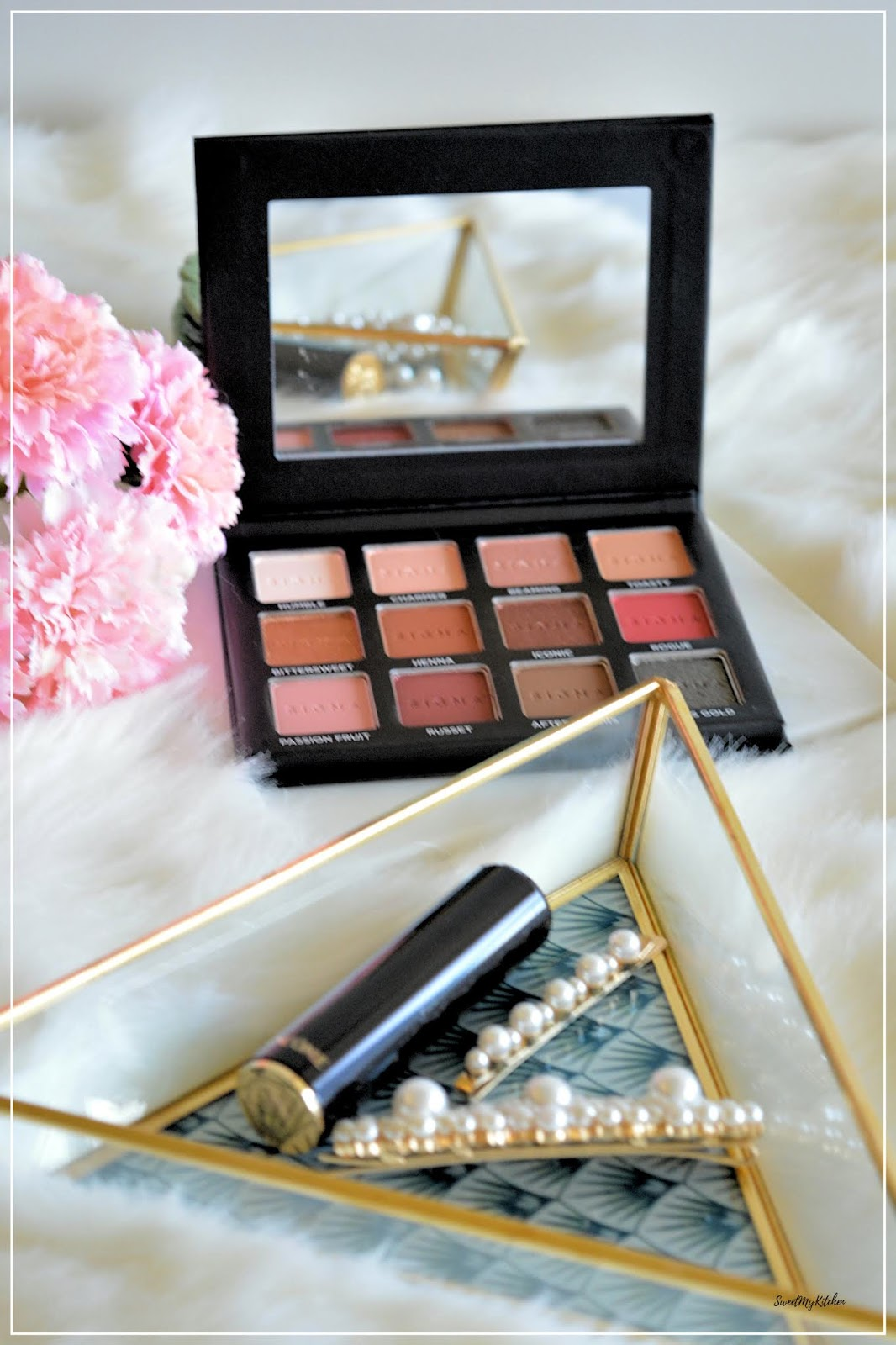 SIGMA WARM NEUTRALS eyeshadow palette review