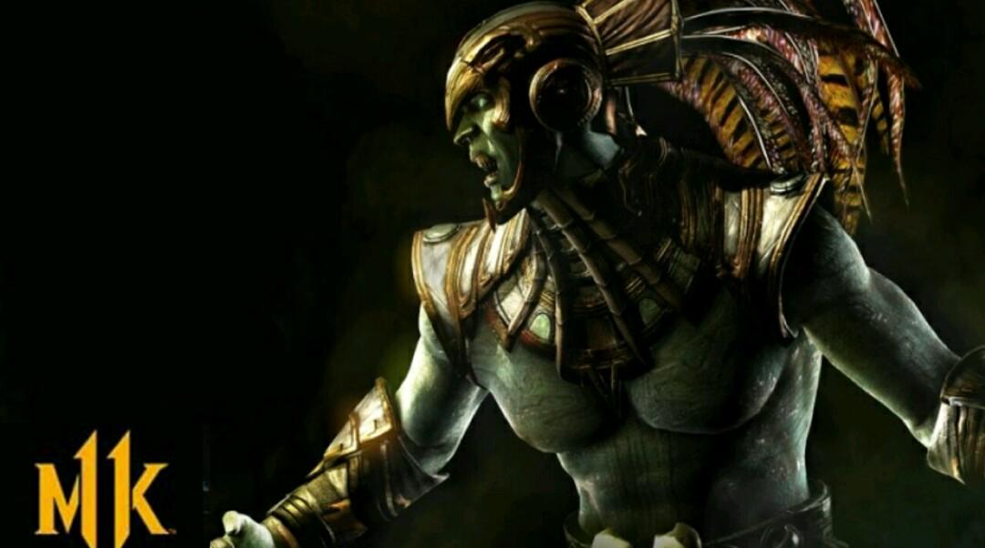 Erudipedia: Kotal Kahn Coming To Mortal Kombat 11 Roster