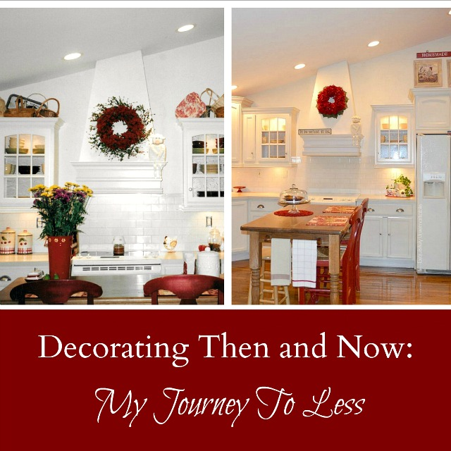 Decor Styles Now and Then