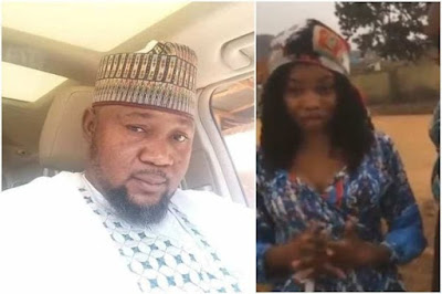 """WATCH VIDEO: """"I was beats up and get raped by Kogi State Commisioner""""- Nigerian Lady, Recounts Her Experience"""