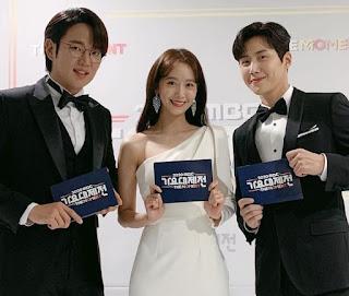 SNSD YoonA at MBC Gayo Daejejeon