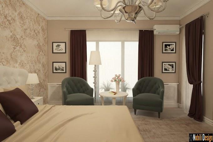 Design interior hotel clasic de lux - Amenajari Interioare camere hotel