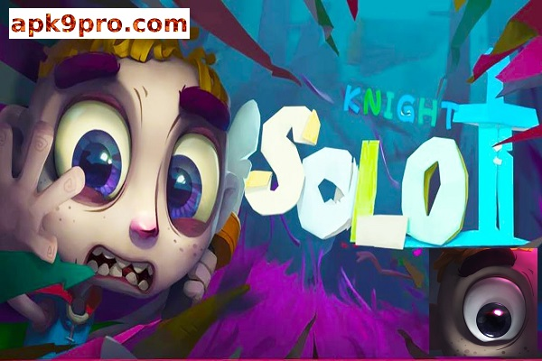 Solo Knight v1.0.093 Apk + Mod (File size 207 MB) for android