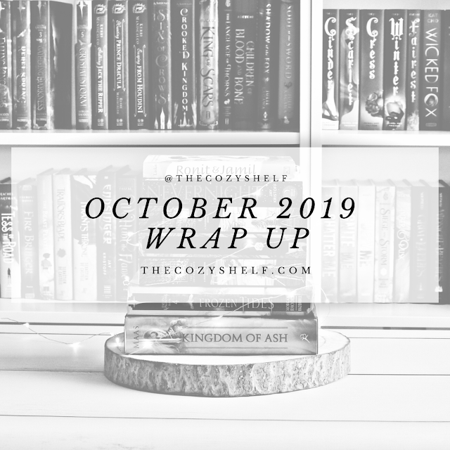 october 2019 reading wrap up