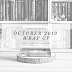 What I Read in October 2019