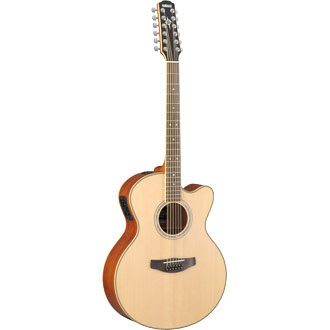 Đàn Guitar Acoustic điện Yamaha CPX700II-12