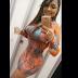 Cuanto mide cintura de Andressa Soares
