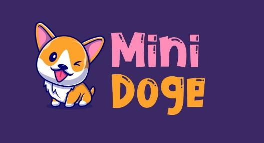 Logo MiniDOGE (MINIDOGE)