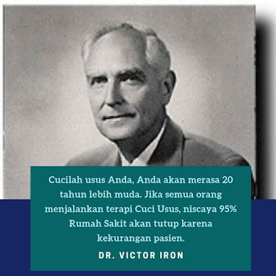 dr victor iron