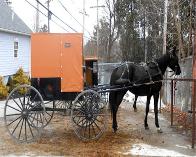The Amish in Western Pennsylvania