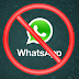 ෆෝන් එක පරණයි නම් Whats-app බැහැ.