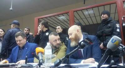 Суд залишив під вартою підозрюваного в організації вбивства Шеремета