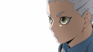 ハイキュー!! アニメ4期 | 鴎台高校 星海光来 Hoshiumi Korai  | HAIKYU!! KAMOMEDAI HIGH