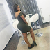 Basketmouth's wife shows off her massive behinds in new photo