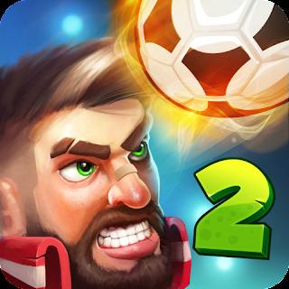 تحميل لعبة  Head Ball 2 v1.72  مهكرة اخر اصدار للاندرويد