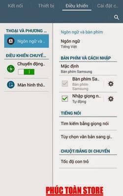 Tiếng Việt Samsung Tab Sm-T330NU alt