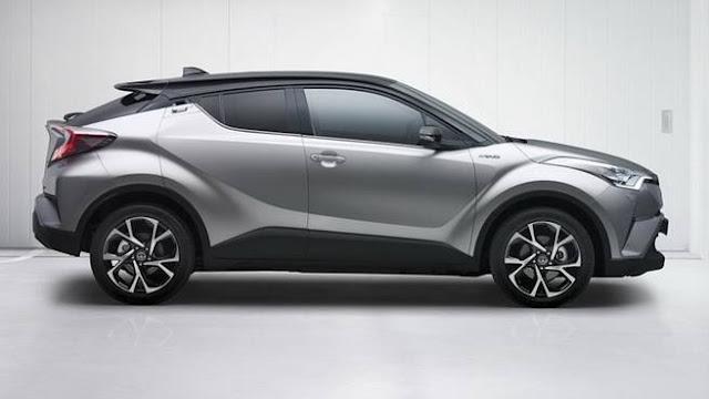 Novo Toyota CHR