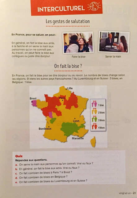 "Recenzje #186 - ""Bonjour et bienvenue !"" - interculturel - Francuski przy kawie"