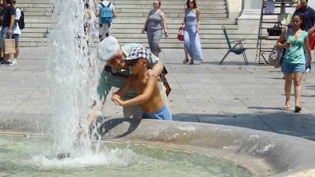 Θερμή εισβολή στην Ελλάδα