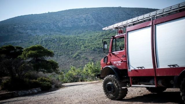 Επιμένουν οι βοριάδες στην Αργολίδα - Αυξημένος κίνδυνος πυρκαγιάς