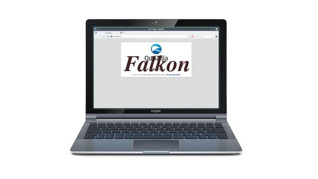 Falkon Es El Nuevo Nombre Del QupZilla