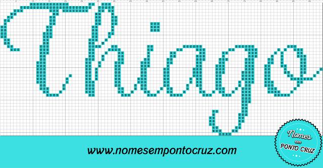 Nome Thiago em Ponto Cruz