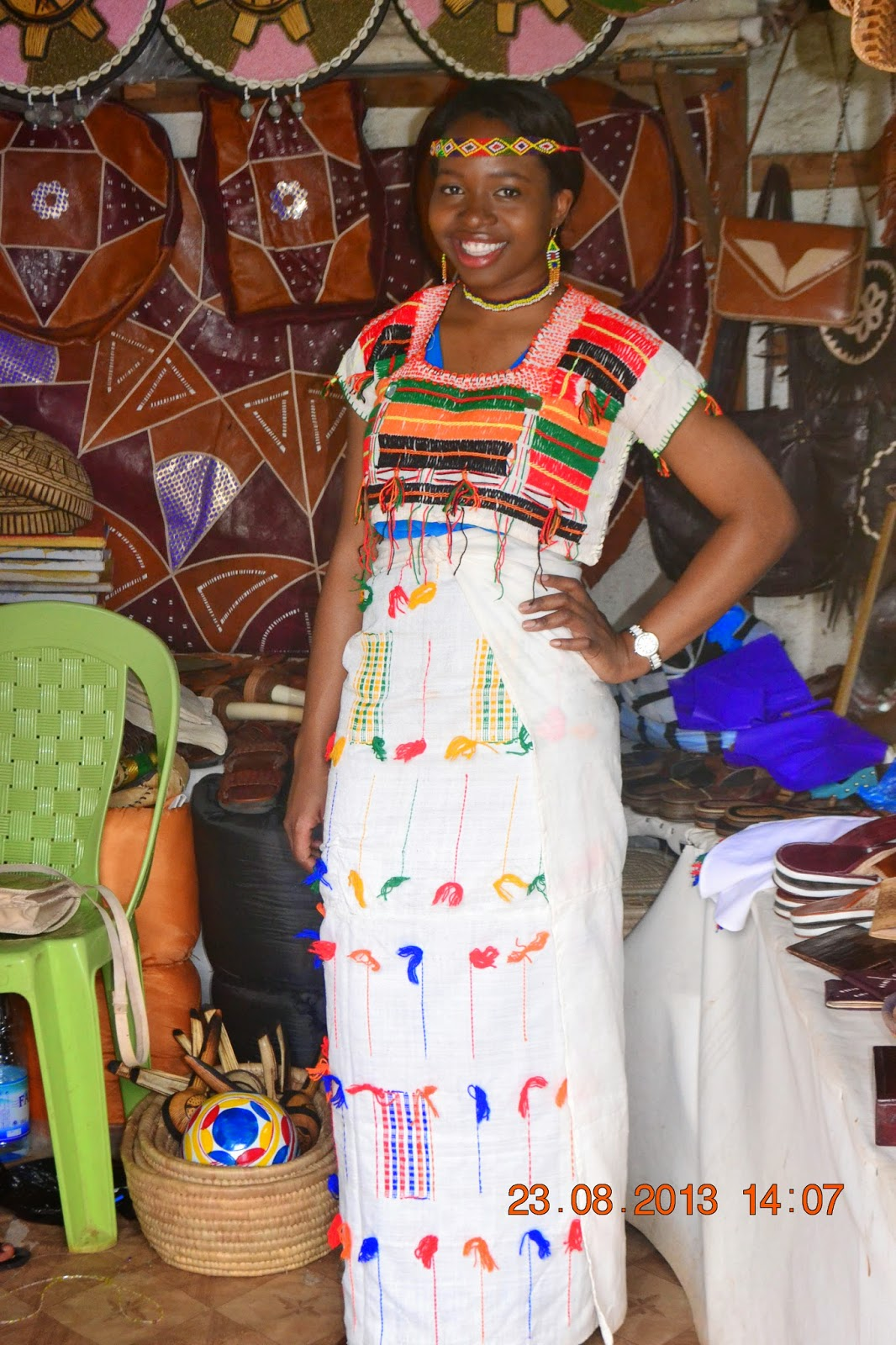 Fulani Outfit for Females