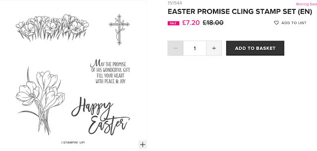 Easter Promise Stampin Up