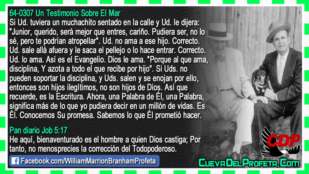 Son hijos ilegítimos, no son hijos de Dios  - William Branham en Español