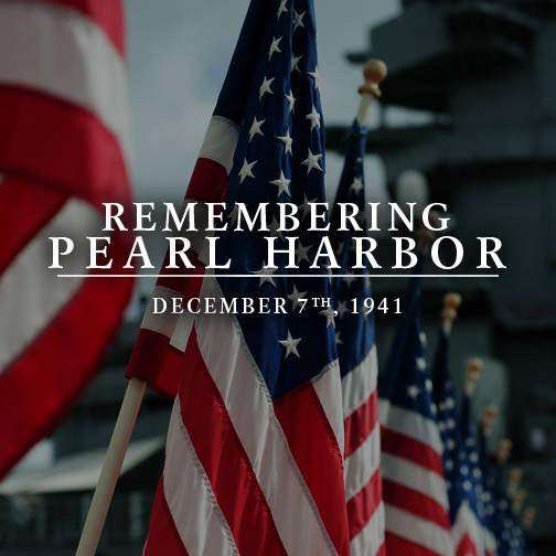 National Pearl Harbor Day of Remembrance Wishes Sweet Images