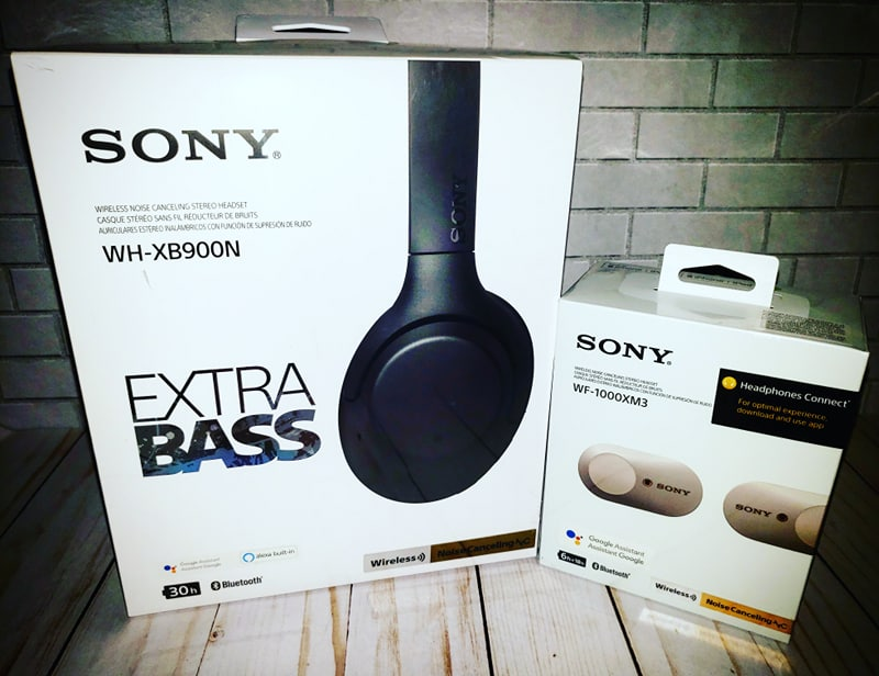 New Sony Wireless Headphones available at Best Buy